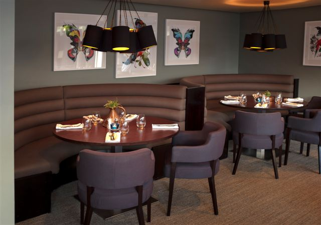 Gin Joint by Searcys in the Barbican - one of StreetSmart's participating restaurants