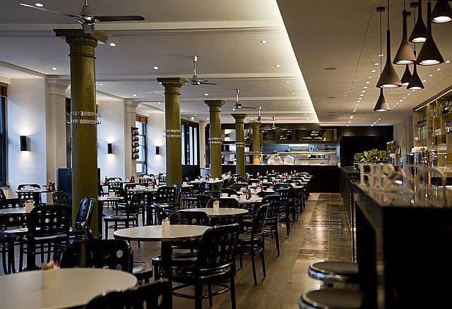Eastway Restaurant area