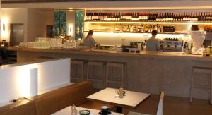 The Granger & Co bar area