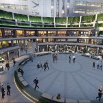 Broadgate Circle to become major City eating and drinking hub