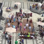City Life Community Fair at the Guildhall Yard