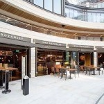 The new Botanist at Broadgate Circle