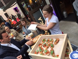 Franco Manca at  Broadgate Circle