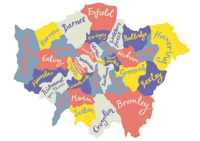 Londonmap