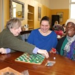 Dementia reduction board game events