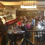 A Sunday Lunch at The Jugged Hare