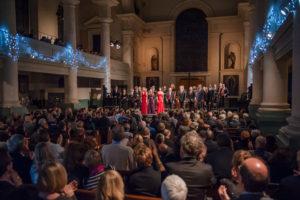 Spitalfields winter music festival
