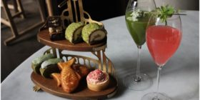 Japanese Afternoon Tea at Sosharu