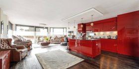 Barbican flat sales market nearing normal again