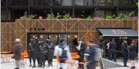 Exciting Long Term Pop-Up Eateries in Broadgate Containers