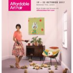 Affordable Art Fair 19-22 Oct Battersea Park