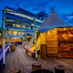 Queen of Hoxton's Winter rooftop and events