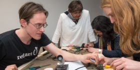 Free Electrical Repair Party in the Barbican