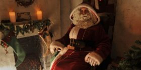 Victorian Santa's grotto at the Museum of London – book up quickly!