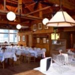 10% off private events at Le Café du Marché in January and February.