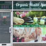 Newly opened Organic Health Spa