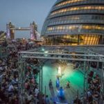 Free Open Air Theatre near London Bridge