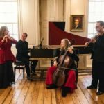 Sunday afternoons with the  London Handel Players at the Charterhouse
