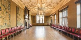 The Charterhouse Great Chamber project