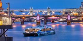 Illuminated River Boat Tour