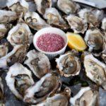 Oyster Championships & Lunch 2019 at Boisdale Bishopsgate