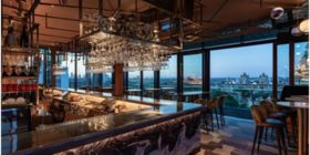 A Rooftop Bar to Savour