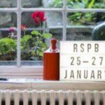 RSPB Big Garden Birdwatch 25/26 January