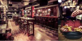 Irish pub launch at Daffodil Mulligan basement