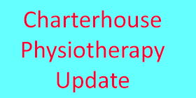 Charterhouse Physiotherapy Update
