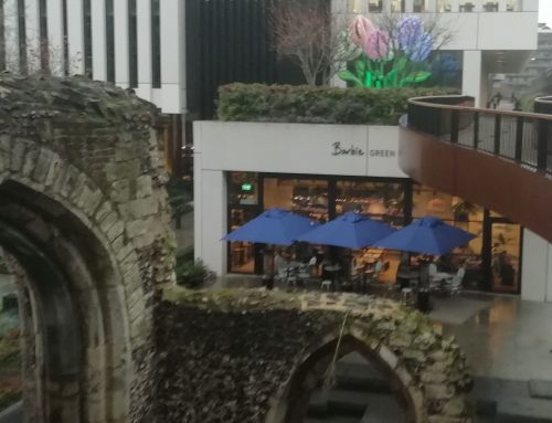 A great new casual Barbican restaurant
