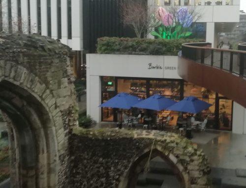 A great new casual Barbican restaurant