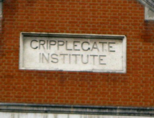 The Cripplegate Institute